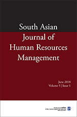 South Asian Journal of Human Resources Management | SAGE