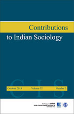 Contributions to Indian Sociology | SAGE Publications Inc