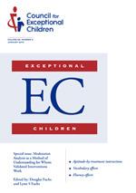 Exceptional Children | SAGE Publications Inc