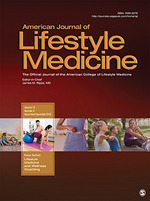 American Journal Of Lifestyle Medicine Sage Publications Inc