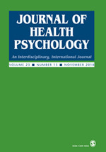 Journal of Health Psychology | SAGE Publications Inc