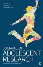 Journal of Adolescent Research | SAGE Publications Inc