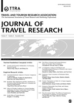 Journal of Travel Research | SAGE Publications Inc