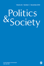 Politics & Society | SAGE Publications Inc