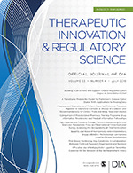 Therapeutic Innovation & Regulatory Science | SAGE