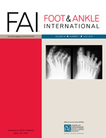 Foot & Ankle International | SAGE Publications Inc