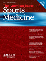 The American Journal of Sports Medicine | SAGE Publications Inc