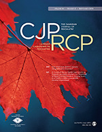 Image result for The Canadian Journal of Psychiatry