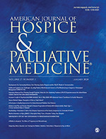 Image result for American Journal of Hospice and Palliative Medicine®