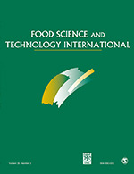 Food Science And Technology International Sage Publications Inc