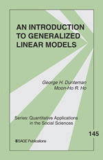 An Introduction to Generalized Linear Models | SAGE