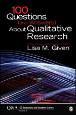 100 Questions (and Answers) About Qualitative Research | SAGE