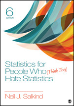 Statistics for People Who (Think They) Hate Statistics | SAGE