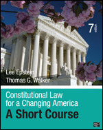 Constitutional Law for a Changing America | SAGE Publications Inc
