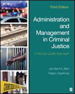 conflict in criminal justice organizations
