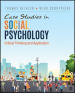Case Studies in Social Psychology   SAGE Publications Inc