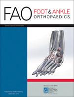 Foot & Ankle Orthopaedics | SAGE Publications Inc