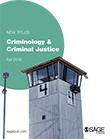 Criminology and Criminal Justice