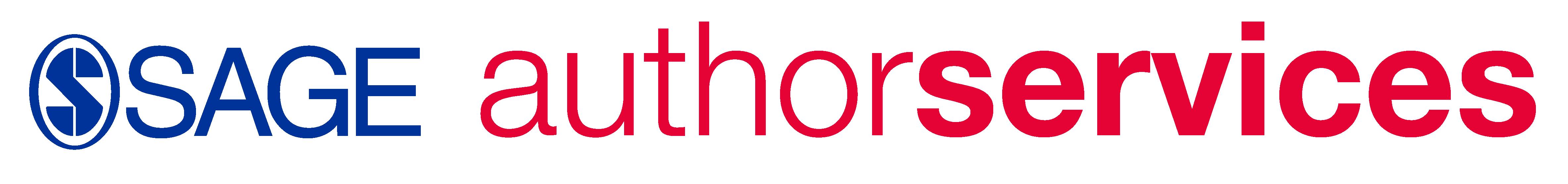 SAGE Author Services Logo
