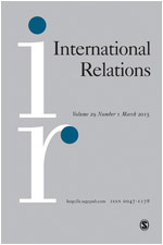 International Relations cover image