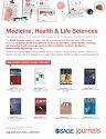 Medicine, Health & Life Sciences Collections Flyer 2019