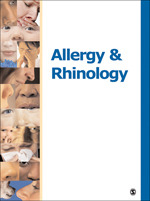 Allergy & Rhinology Journal Cover