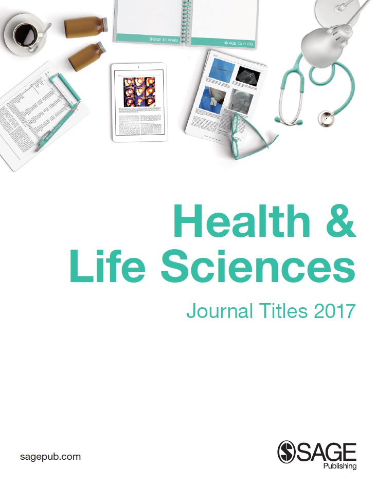 Image of 2017 Health & Life Sciences brochure