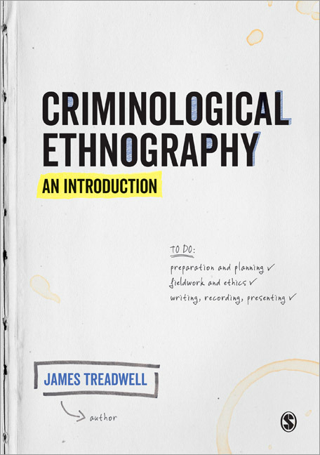 Front Cover of Criminological Ethnography