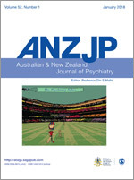 The Australian & New Zealand Journal of Psychiatry
