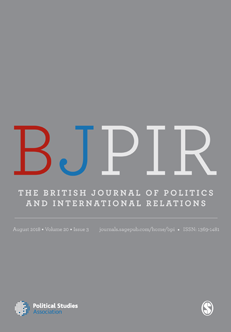 The British Journal of Politics and International Relations (BJPIR)