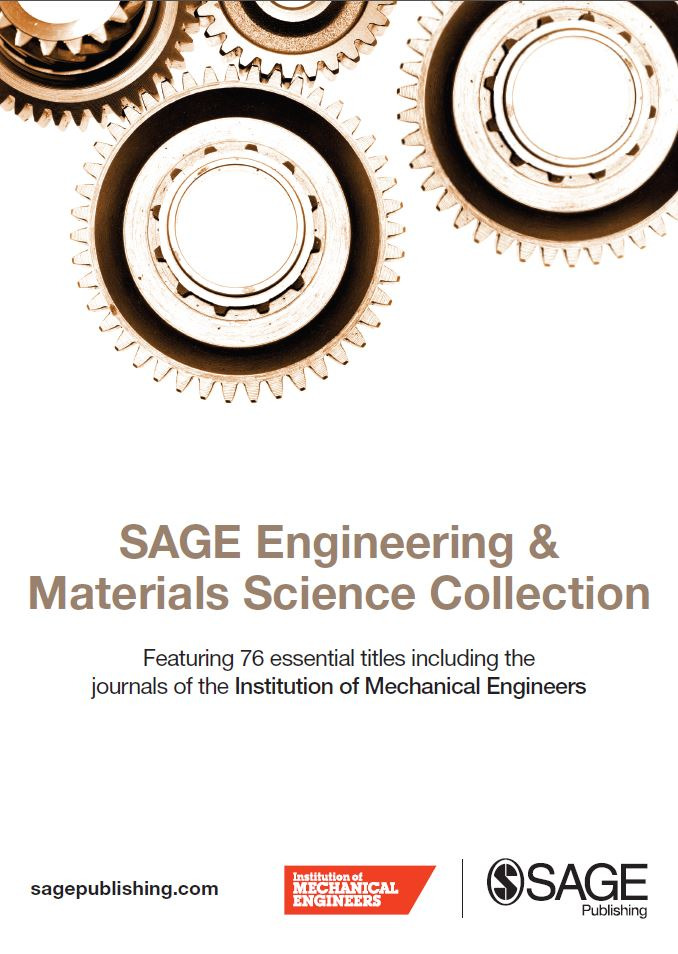 Image of the 2017 SAGE Engineering and Material Science brochure