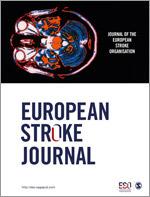 European Stroke Journal cover image