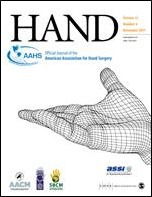 HAND journal cover image