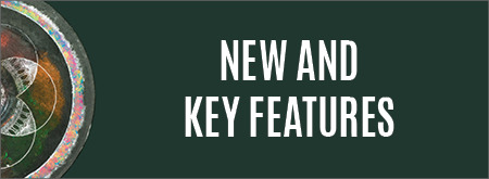 Creswell 5e New and Key Features