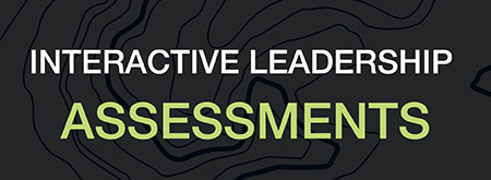 Interactive Leadership Assessments Button
