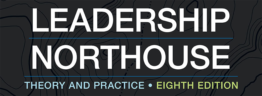 Banner Northouse VIP Leadership 8e Header