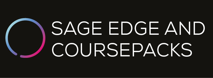 SAGE Edge & Coursepack