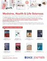 Medicine, Health & Life Sciences Collections Flyer 2019