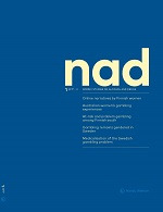 NAD cover