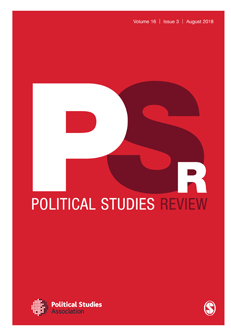 Political Studies Review (PSR)