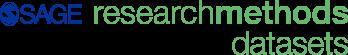 SAGE Research Methods Datasets logo
