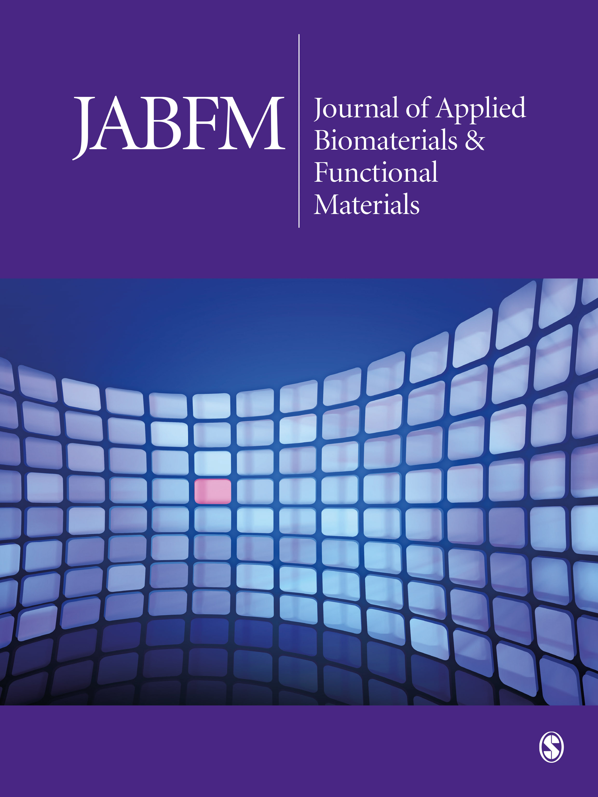 Journal of Applied Biomaterials & Functional Materials