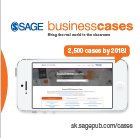 SAGE Business Cases