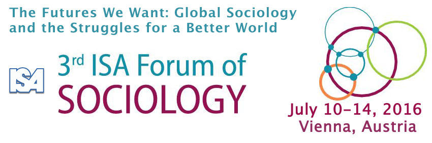 Third ISA Forum of Sociology