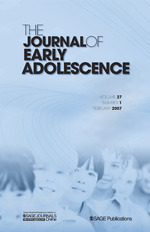 The Journal of Early Adolescence