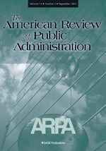 The American Review of Public Administration