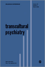 Transcultural Psychiatry