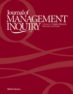Journal of Management Inquiry