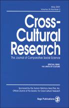 Cross-Cultural Research