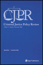 Criminal Justice Policy Review